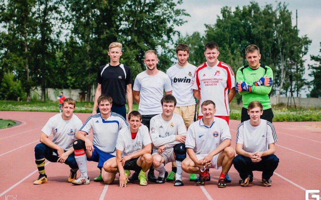 Любительский мини-футбол. Суперкубок на призы фонда Красноштанова.
