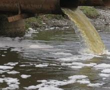 В Усолье-Сибирском сточные воды сбрасывали в Ангару
