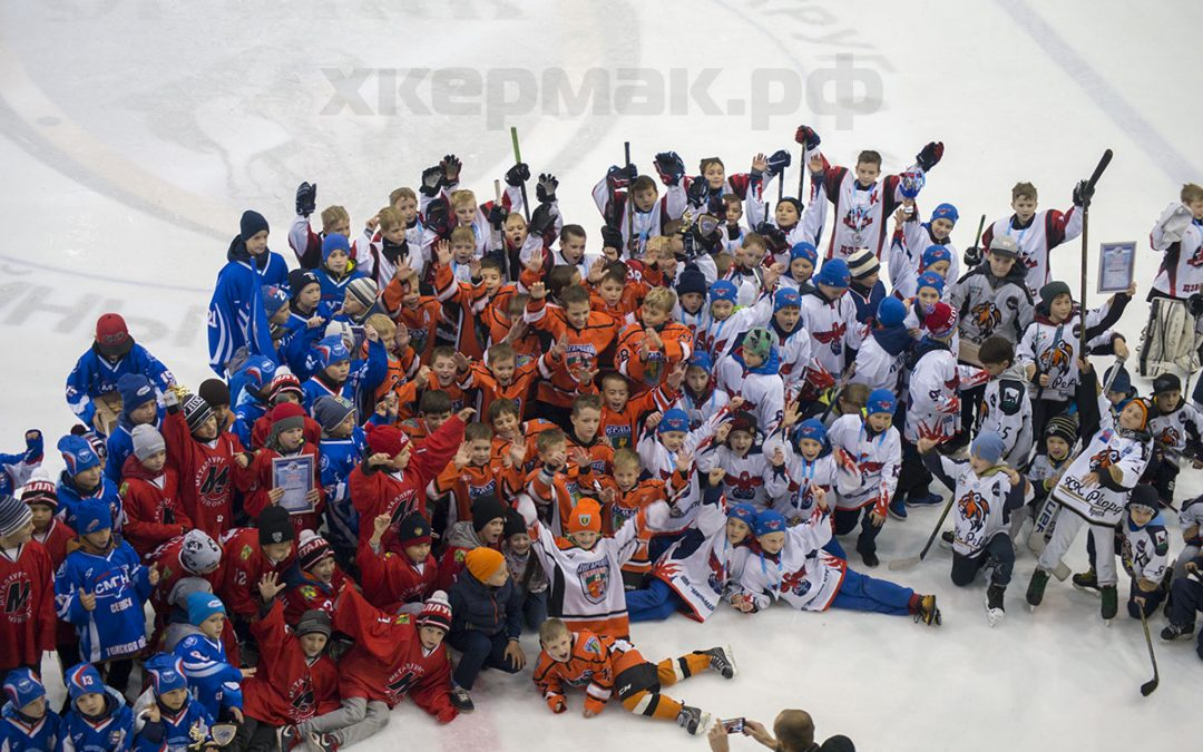 «Добрый лед» стартует в Ангарске 28 апреля