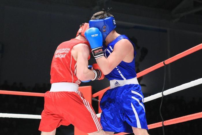 Боксер из Ангарска Василий Зверян стал мастером спорта международного класса