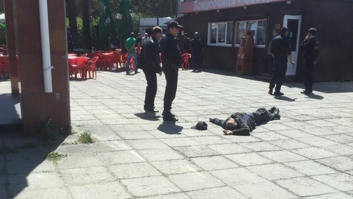 Убийство в центре города: в Ангарске средь бела дня зарезали мужчину