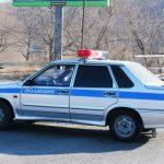 В Ангарске двое рецидивистов украли несколько комплектов полицейской формы и подожгли автомобиль