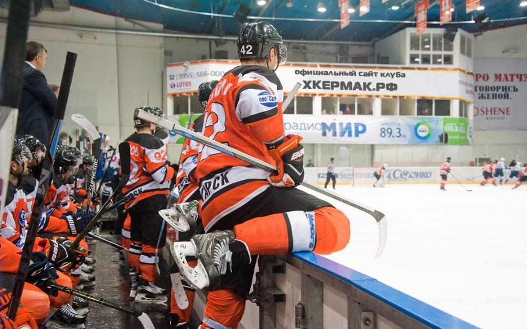 Чубыкин вернулся в Ангарск — контракт с «Ермаком» уже подписан