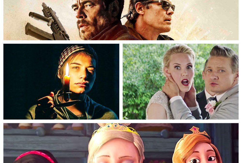 Премьеры в ангарских кинотеатрах сегодня (28 июня)