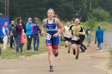 БАМ Ангарский кросс-кантри триатлон стал самым массовым в России