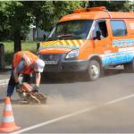 Качество ремонта дорог в Ангарске проверяют специалисты Росавтодора