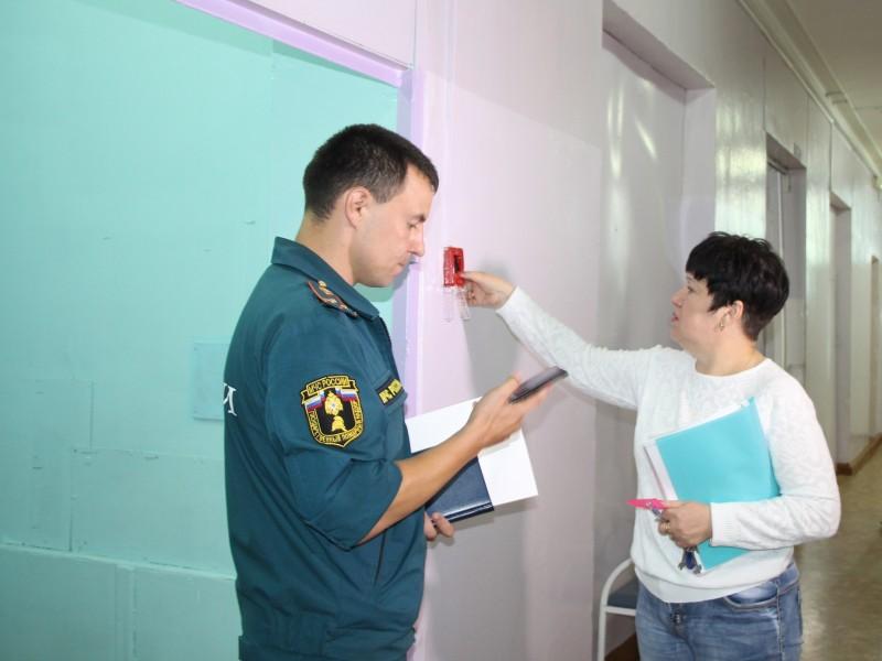 Приемка школ к новому учебному году стартовала в Ангарском округе
