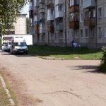 В Ангарске из окна выпала женщина