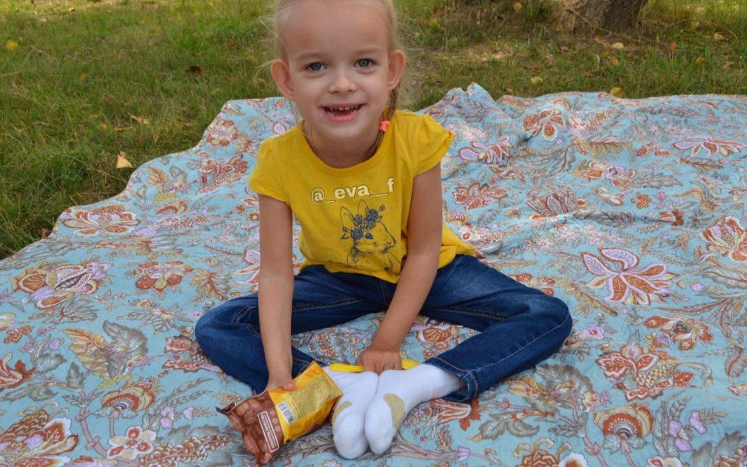 Очередной «Час добра» пройдет 24.08.2018. Поможем ангарчанке Еве Фроловой (5 лет)!