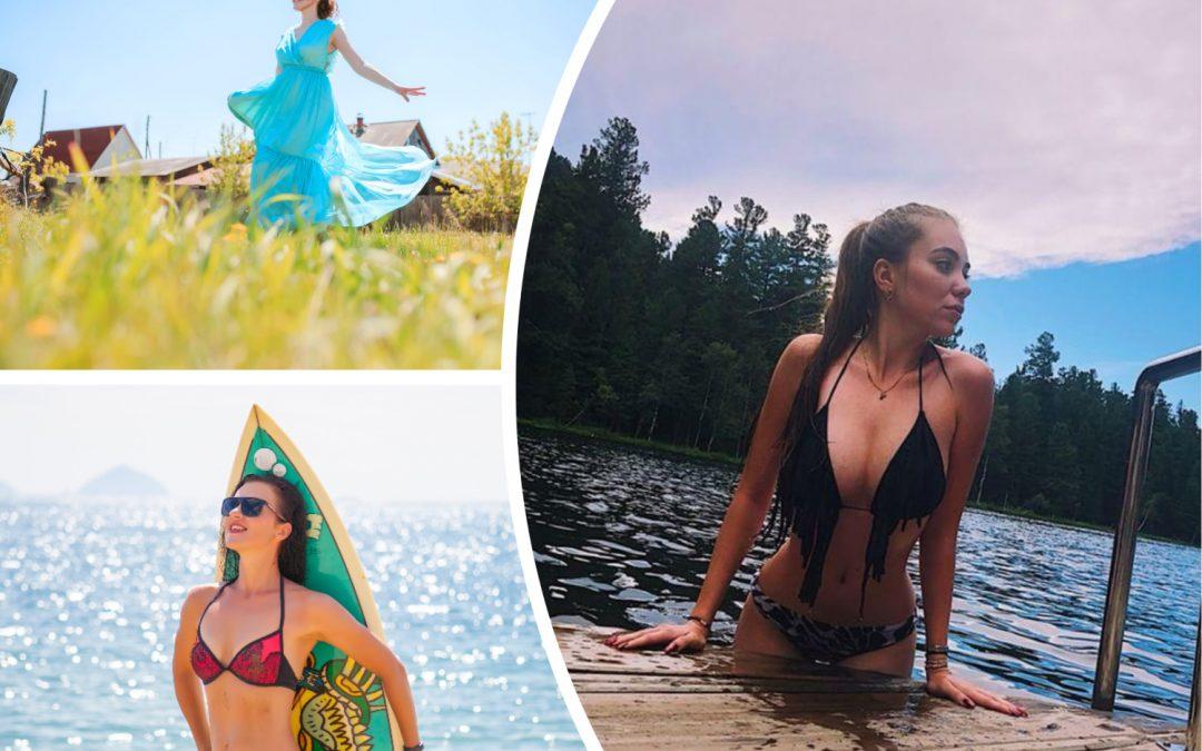 Итоги фотоконкурса от Angarsk38.ru «Мисс Лето — 2018»