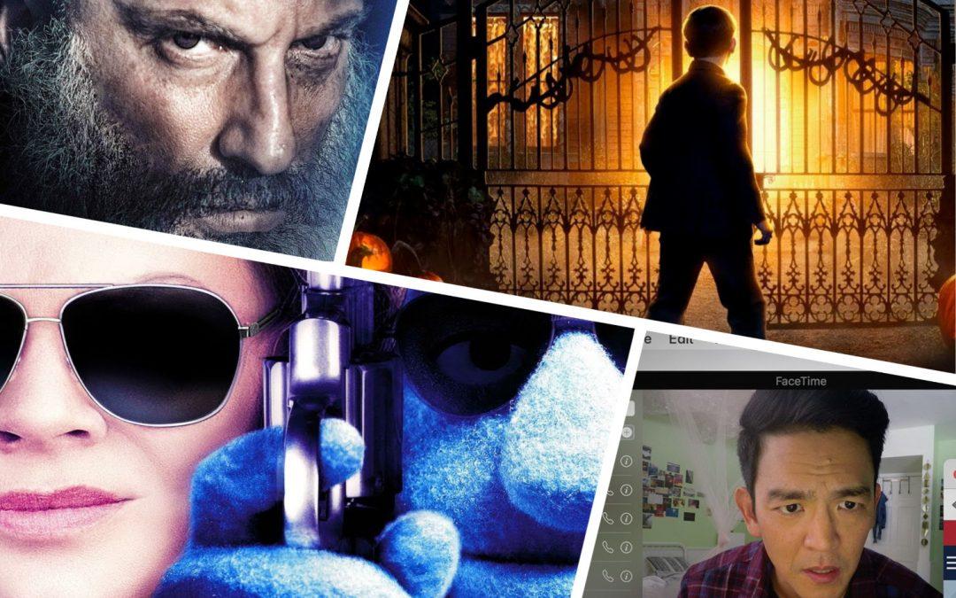 Премьеры в ангарских кинотеатрах сегодня (27 сентября)