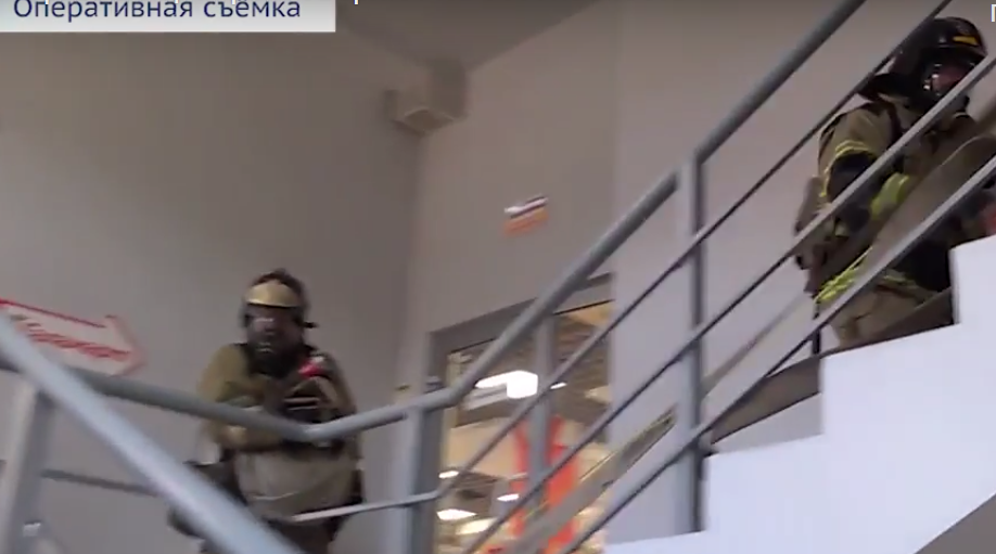 Торговые центры Ангарска поверяют на безопасность (видео)