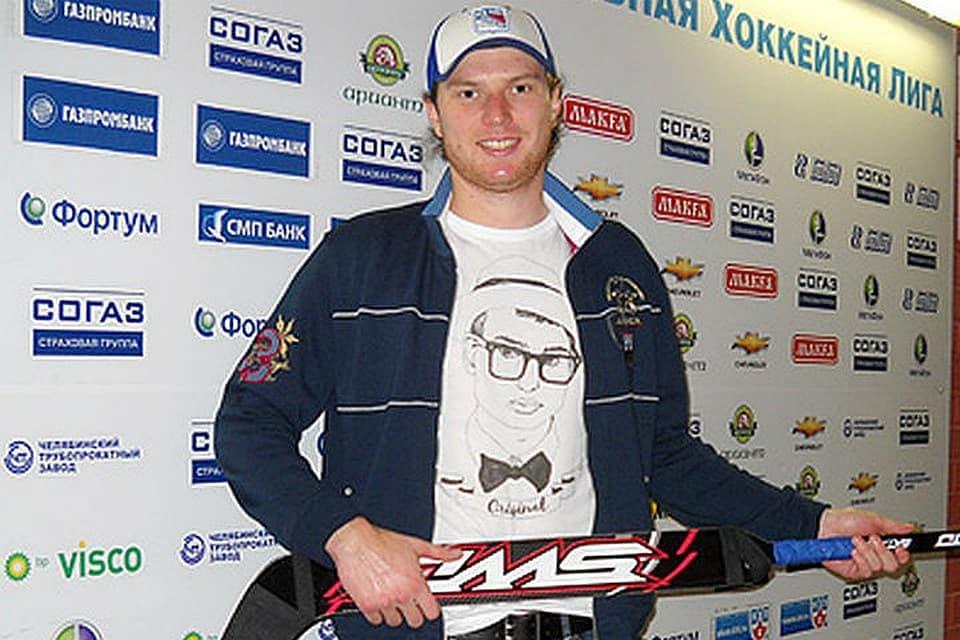 Экс-вратарь сборной России Георгий Гелашвили перешел в ХК «Ермак»