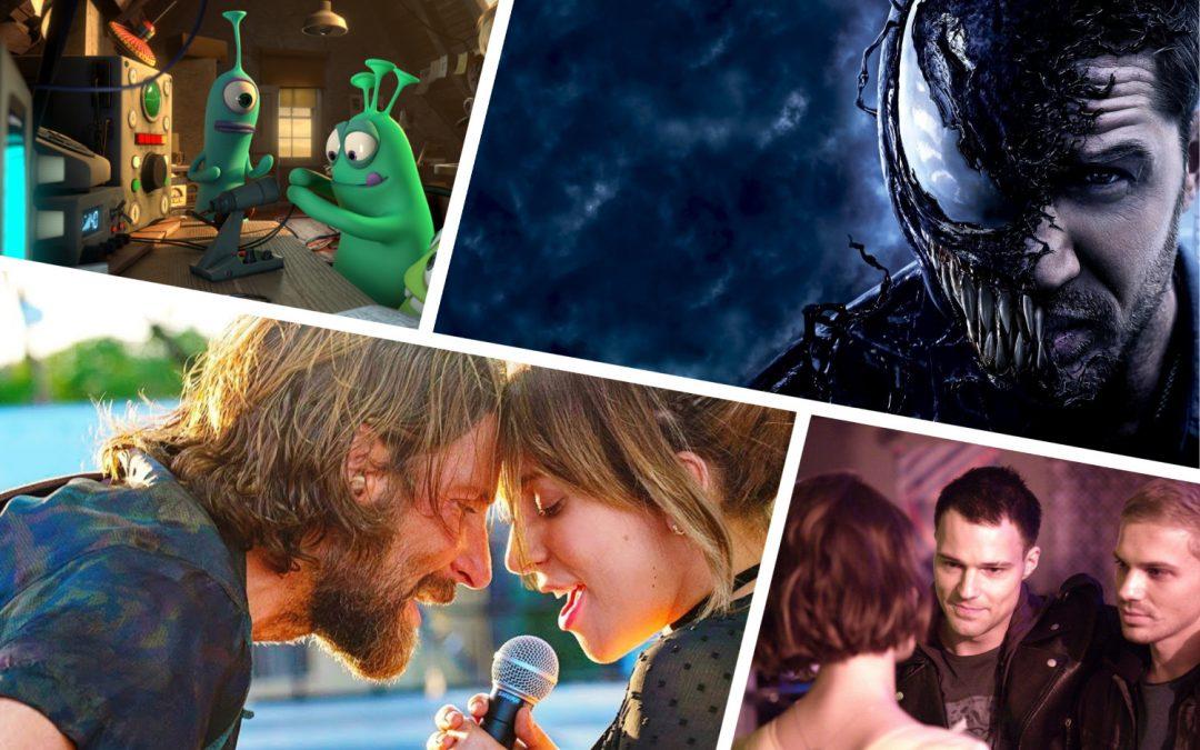 Премьеры в ангарских кинотеатрах сегодня (4 октября)