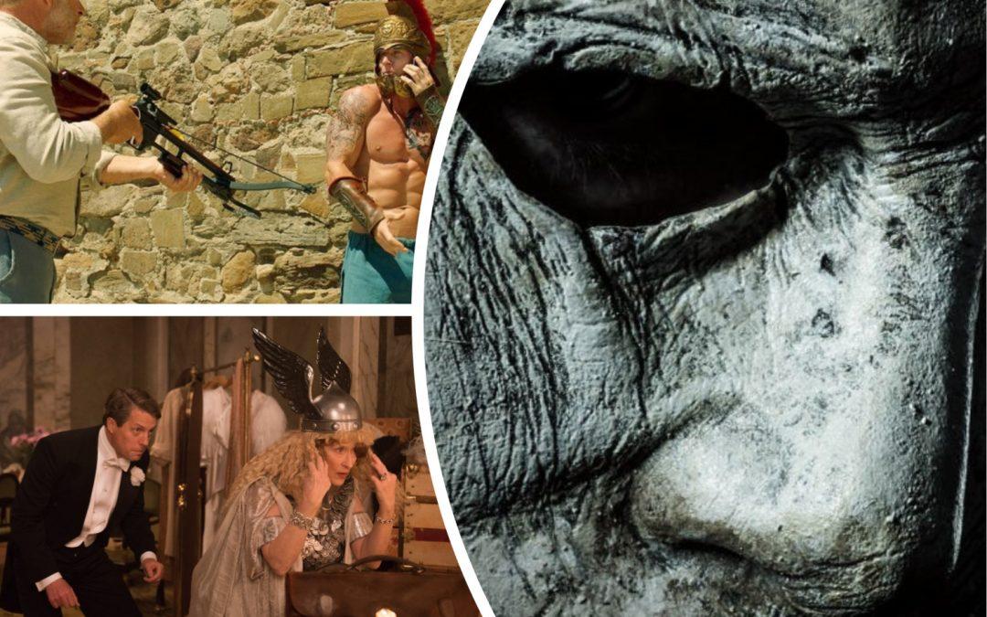 Премьеры в ангарских кинотеатрах сегодня (18 октября)