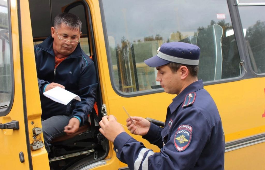 Внеплановые проверки водителей автобусов пройдут в Приангарье (видео)