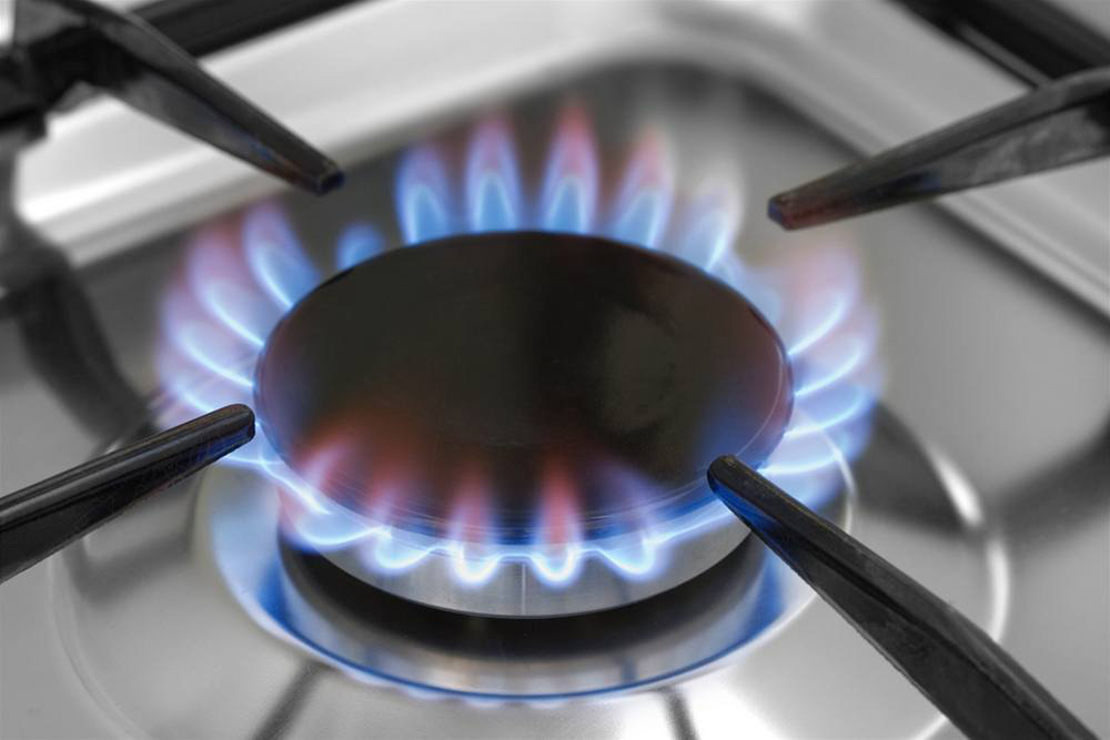 Газовая плита огонь картинки