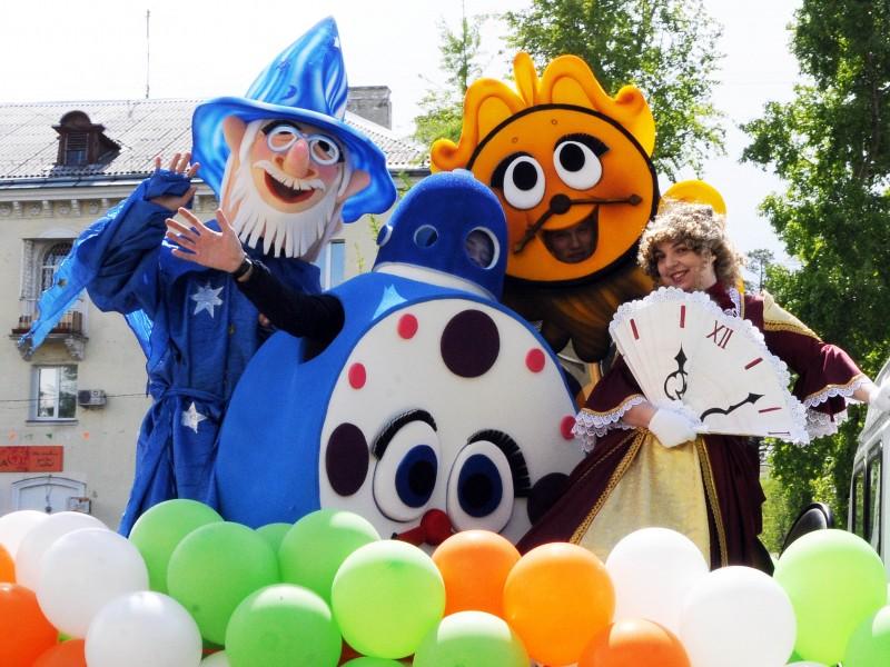 В Ангарске приступили к подготовке к карнавалу, посвященному Дню города