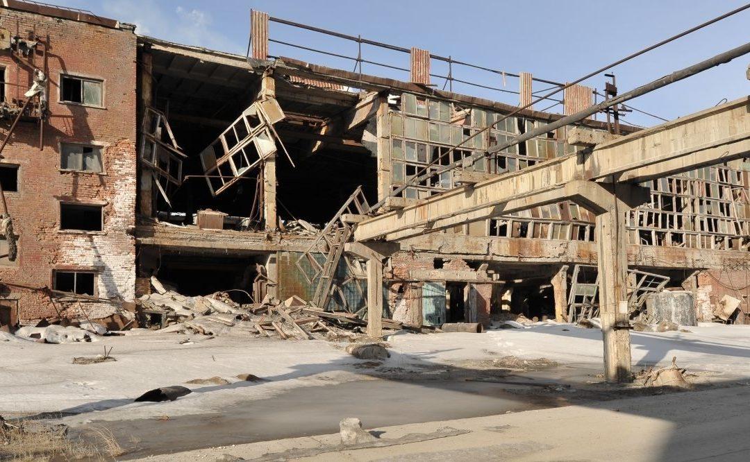 В Усолье объявлен режим ЧС — массовое хищение материалов, заражённых химическими отходами
