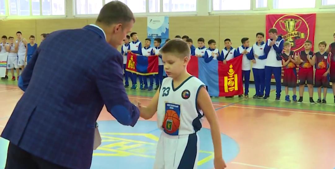 В Ангарске подведены итоги международного чемпионата по баскетболу (видео)