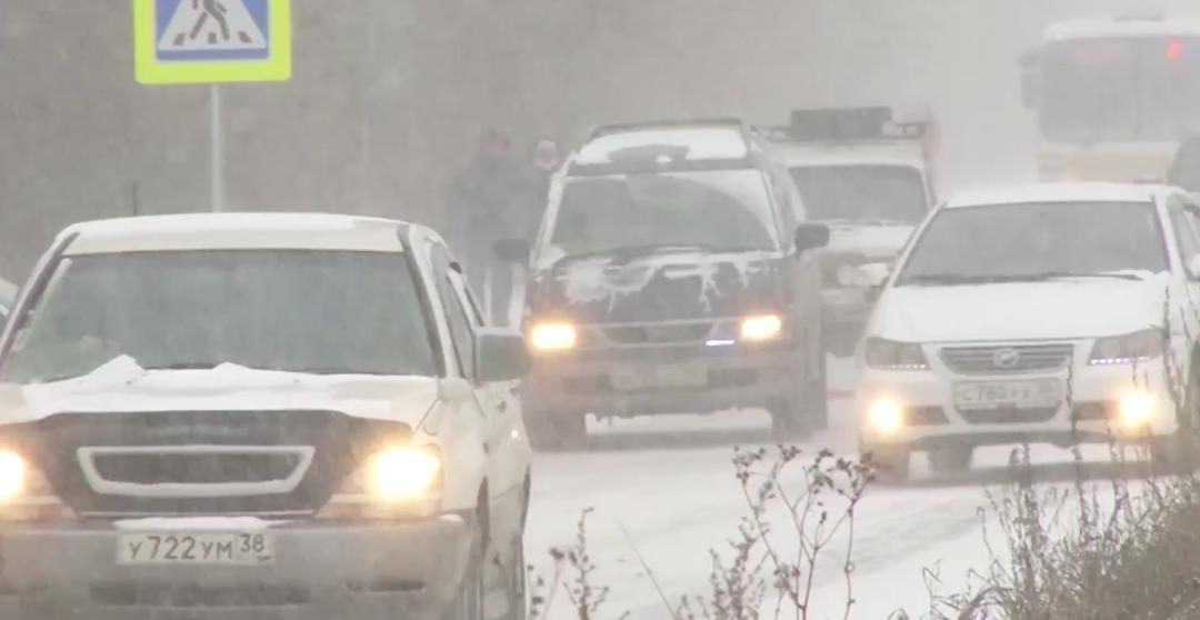 Зима пришла, а вместе с ней и проблемы (видео)
