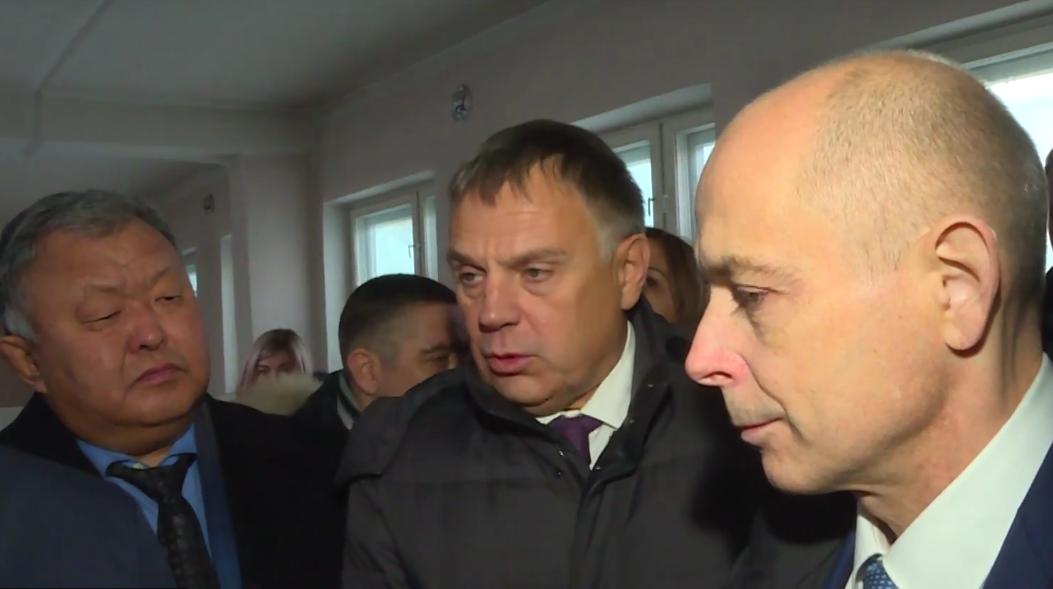 Спикер областного парламента посетил Ангарск с рабочей поездкой (видео)