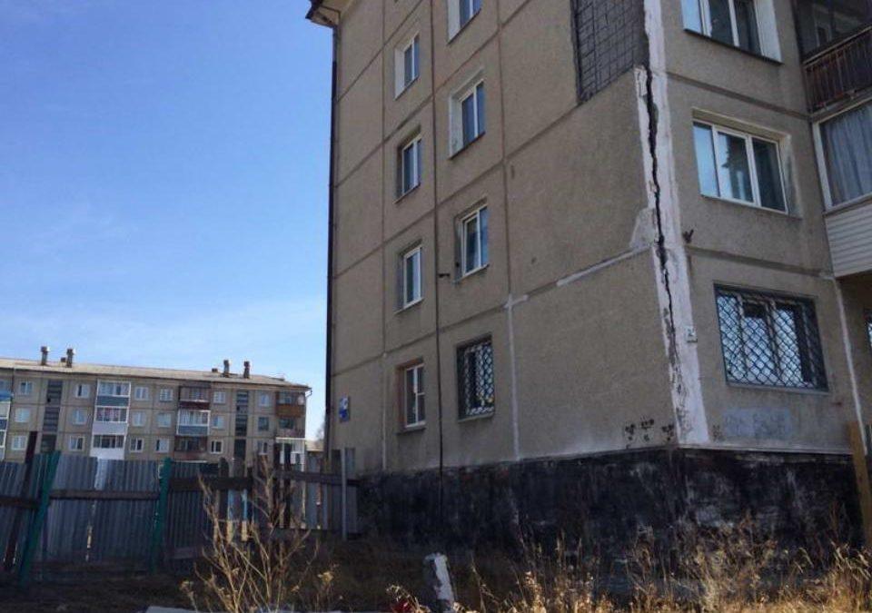 В Ангарске около 500 «хрущевок» опасной 335 серии (видео)