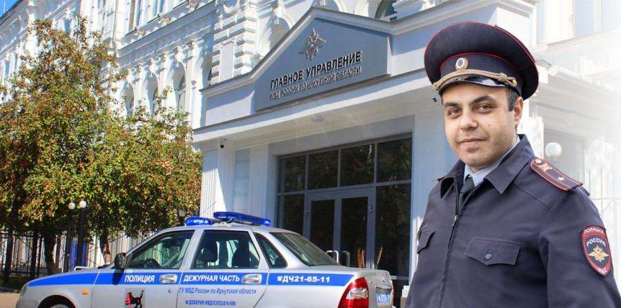 Ангарчанин борется за звание «Народного участкового» страны