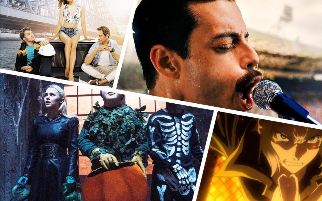 Премьеры в ангарских кинотеатрах сегодня (1 ноября)