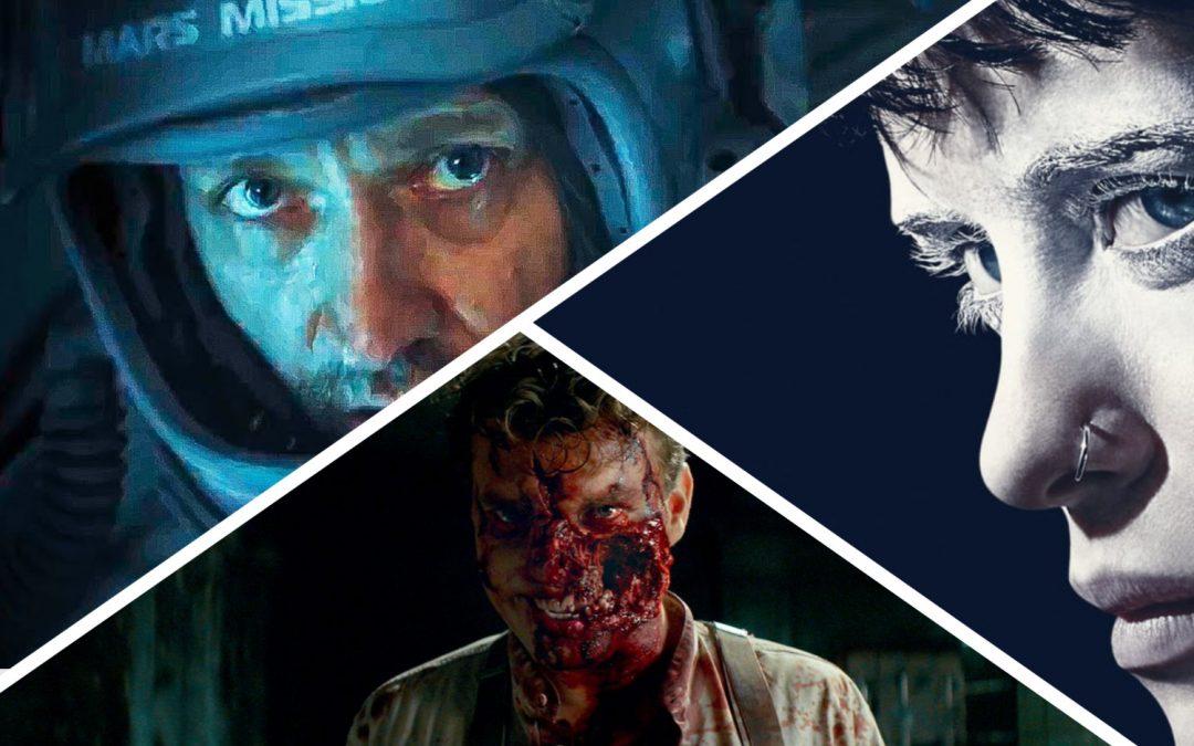 Премьеры в ангарских кинотеатрах сегодня (8 ноября)