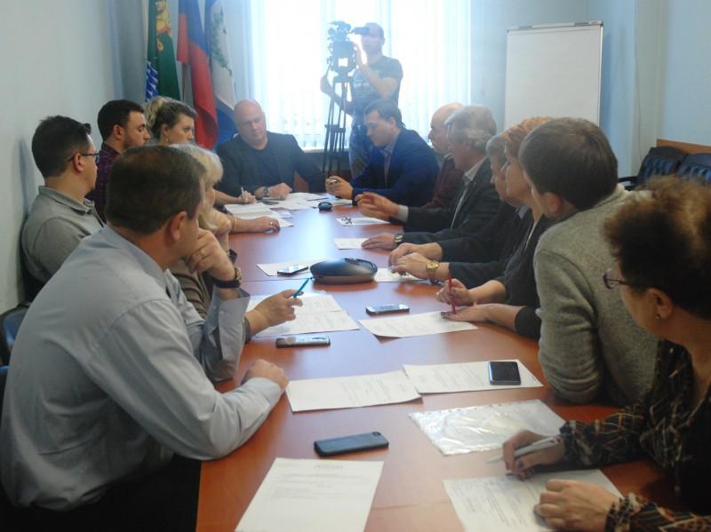 Совет по развитию предпринимательства при администрации АГО возглавил В. Котоманов