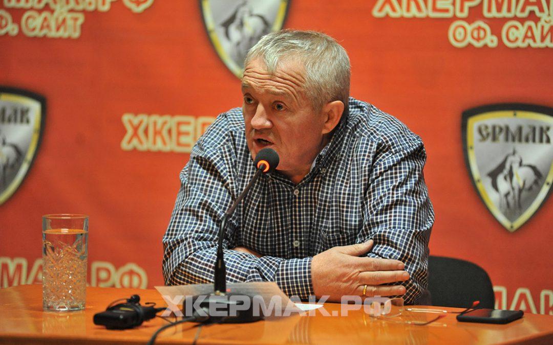 Александр Быков встретился с болельщиками