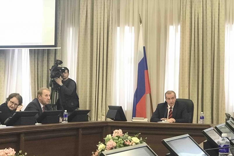 Сергей Левченко: Вменяемые мэру Ангарска нарушения не являются политической акцией