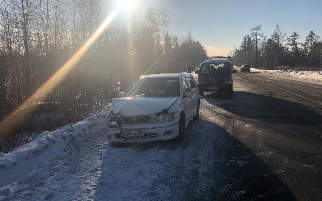 Ангарск. Сводка дорожно-транспортных происшествий