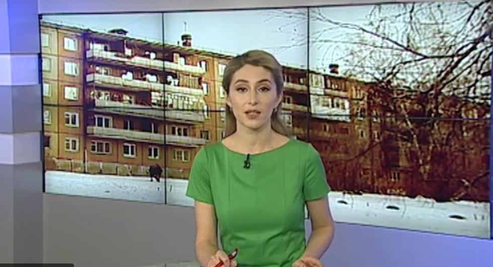 В Ангарске из-за ошибки советских строителей жители делят друг с другом балконы (видео)
