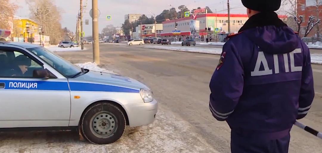 ГИБДД призывает не садиться за руль пьяным (видео)