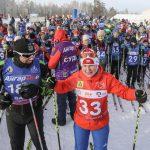 Соревнованиями по лыжным гонкам в ЛБК «Ангарский» был открыт лыжный сезон (видео)