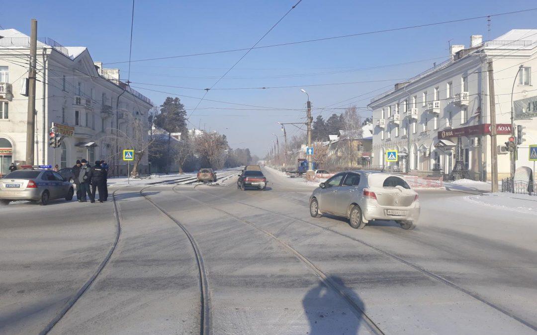 Сводка ДТП за период с 1 по 9 декабря 2018 в Ангарске