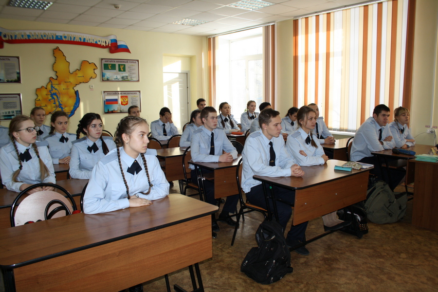 Профориентация в Ангарских школах
