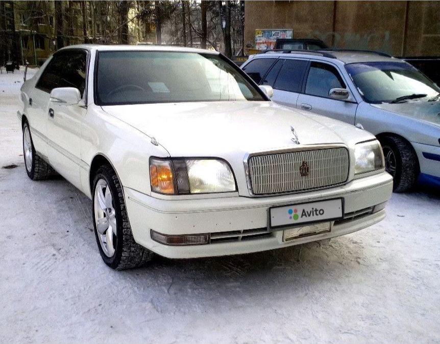 Toyota Crown, 1997  450 000 рублей
