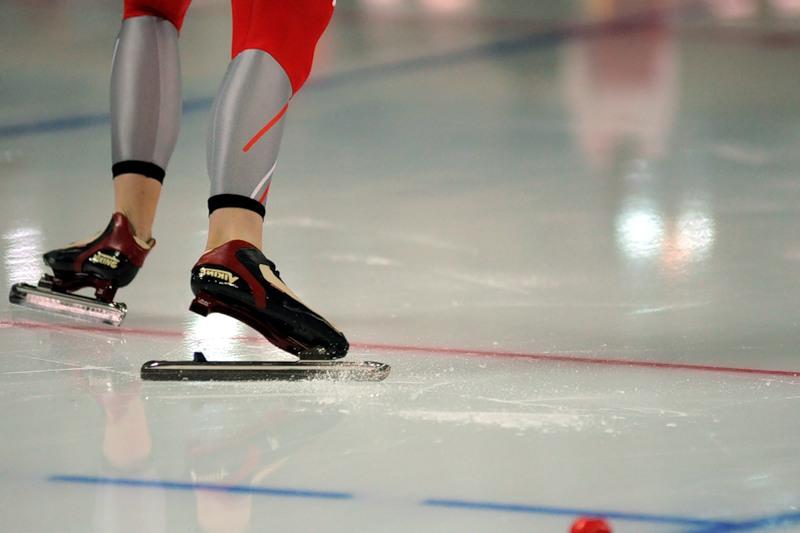 Ангарчанки выиграли пять медалей на всероссийских соревнованиях по конькобежному спорту