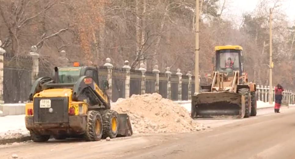 К дорогам в Ангарске претензий нет (видео)