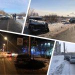 Сводка серьезных дорожно-транспортных происшествий за неделю (14.01 — 20.01)