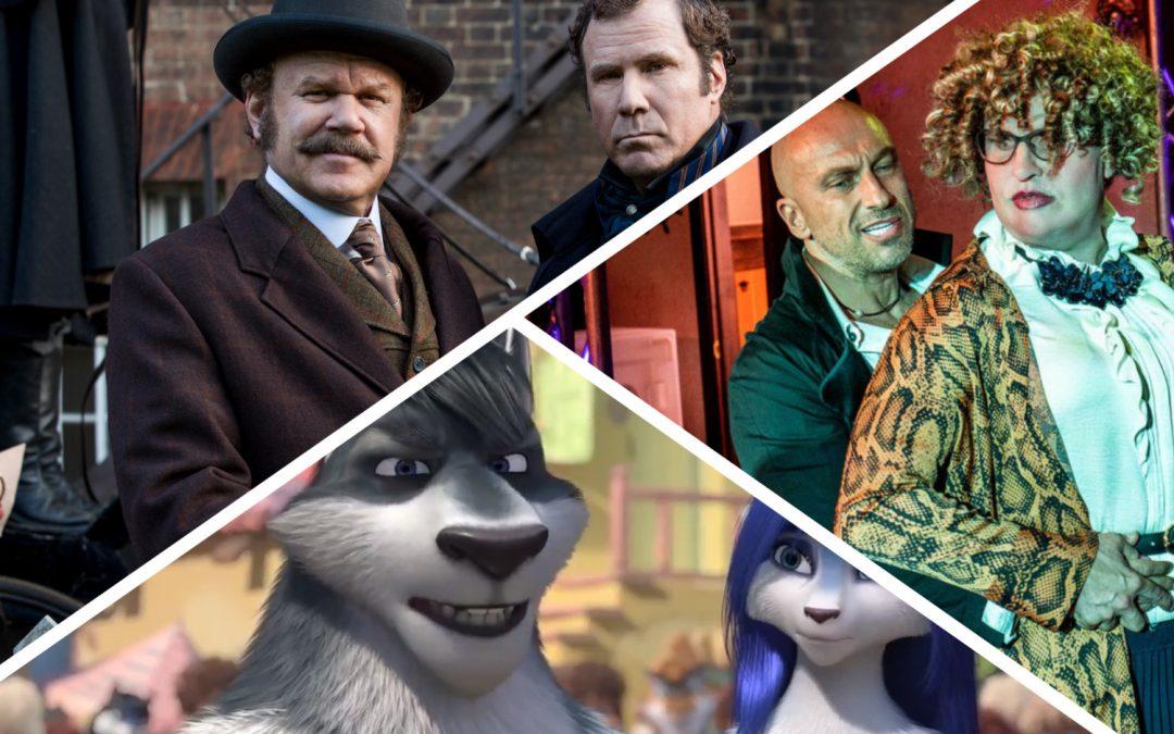 Премьеры в ангарских кинотеатрах сегодня (24 января)