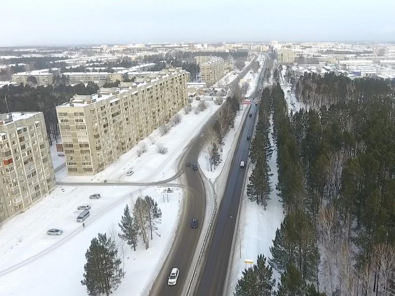 Преобразование улично-дорожной сети Ангарска продолжится в 2019 году