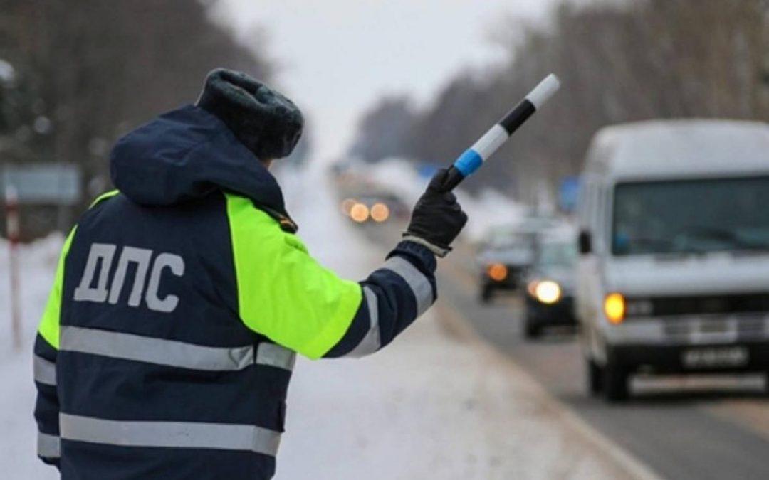 Массовые проверки водителей и пассажиров пройдут в Иркутской области