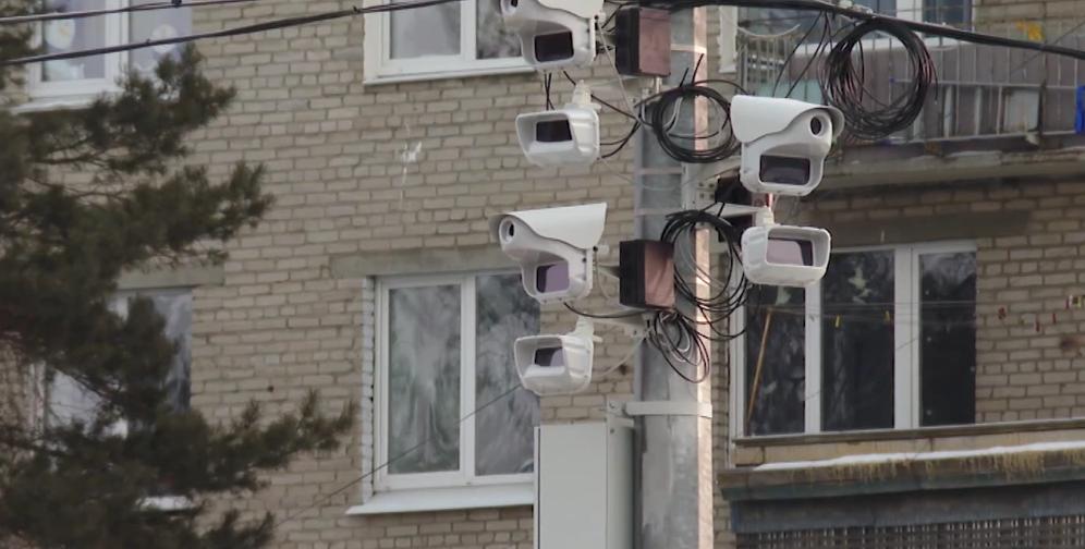 Камеры на перекрестках Ангарска (видео)