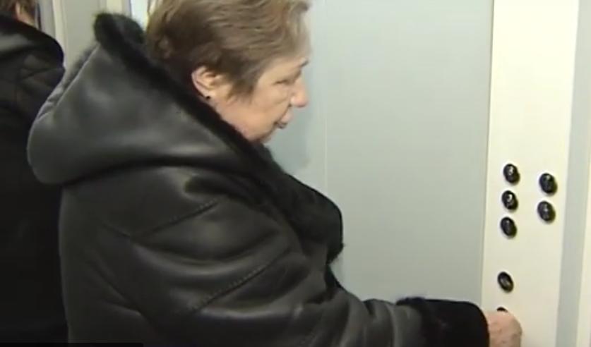 В Ангарске срыв программы по замене лифтов (видео)