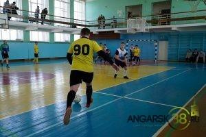 мини-футбол Ангарска