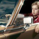 В Ангарске несовершеннолетний «водитель» вылетел на «встречку»